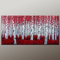 Oil Painting Wall Art Canvas Art LARGE Painting Original Painting Contemporary Artwork Abstract Painting Impasto Texture Palette Knife Art    Painting