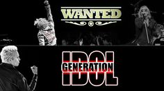 Agoura Hills, Jun 11: Tributes to Bon Jovi and Billy Idol, Starring Wanted and Generation Idol