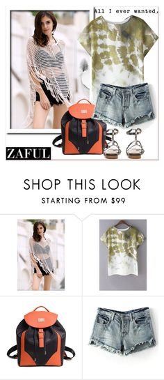"""""""ZAFUL"""" by newoutfit ❤ liked on Polyvore featuring zaful"""