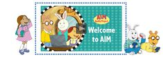 Encourage social, emotional, and character development in elementary children with the Arthur Interactive Media (AIM) Buddy Project.
