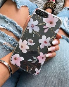 17 Great Phone Case Samsung Galaxy Phone Case With Card Holder Iphone 8 Diy Iphone Case, Floral Iphone Case, Marble Iphone Case, Iphone 7 Plus Cases, Iphone Phone Cases, S7 Phone, Cell Phone Covers, Girly Phone Cases, Pretty Iphone Cases