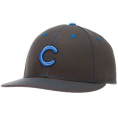 2f2ed7913f0e10 Chicago Cubs Grey and Light Blue 2016 Father's Day Low Crown Fitted Hat by New  Era