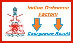 IOF Chargeman Result 2014 Declare Date online ofbindia.gov.in. IOF Mechanical Electical Charge Man Exam 2015 Merit List cut Off Marks i-register.org link.