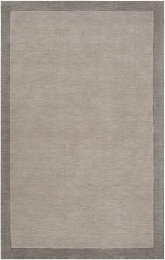 Surya Madison Square MDS-1 Flint Gray Rug