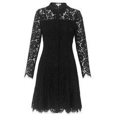 LBDs for Winter - Shop Little Black Dresses | InStyle.com
