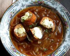 Onion and Ale Soup
