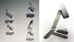 Shrine Shoe Rack by Fernando A. Robert — FURNISHINGS -- Better Living Through Design