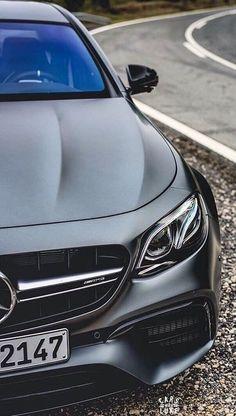 2017 Mercedes AMG E63