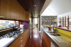 Architect Sam Crawford's restoration of a Federation house in the heritage suburb of Haberfield