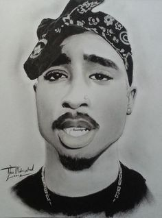Tupac Drawing Images & Pictures