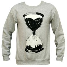 Sweaters are unisex, women may want to order a size down. Printed on Gildan sweaters.