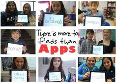 4 Different app lists include: Gardner MI for iPad, 21st Century Skills & Literacies, Bloom's Taxonomy, and Digital Learning Farm