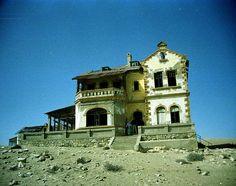 Kolmanskop- Namibia