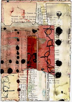 6 posts published by Nancy Bell Scott during October 2016 Paper Collage Art, Collage Art Mixed Media, Paper Art, Art Journal Pages, Art Pages, Art Journaling, Encaustic Art, Painted Books, Sketch Painting
