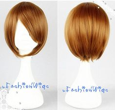 30CM Dark Brown The Prince of Tennis Seigaku Cosplay Wigs, Anime Wigs, Costume Long Wigs UF017. 30CM Dark Brown The Prince of Tennis Seigaku Cosplay Wigs, Anime Wigs, Costume Long Wigs UF017. Dark Brown Cosplay Costume Wigs. Daily Use Wigs, fashion wig. High Heat Resistant Synthetic Hair. 150G,Straight.
