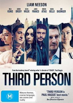Watch Third Person : Summary Movies An Acclaimed Novelist Struggles To Write An Analysis Of Love In One Of Three Stories, Each Set In A. Netflix Movies, Hd Movies, Movies Online, Movies And Tv Shows, Movies Free, Movies 2019, Movie M, Movie List, Good Movies To Watch