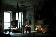 The Shadow of a Gunman. Tricycle Theatre. Set design by Michael Taylor. 2012