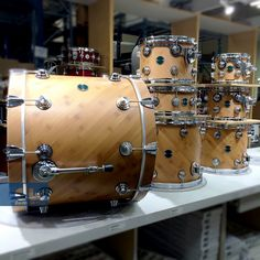 Eco-X Drums. #dwdrums #thedrummerschoice