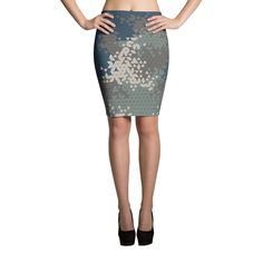 Military Triangle CAMO Skirts