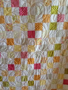 Live the quilting
