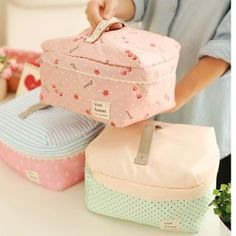 Buy Fun House Travel Cosmetic Pouch at YesStyle.com! Quality products at remarkable prices. FREE WORLDWIDE SHIPPING on orders over US$ 35.