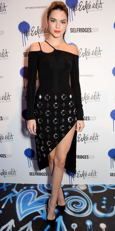 Look of the Day - Kendall Jenner from InStyle.com