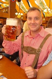 Excellent Oktoberfest Tips from an American living in Germany -- T-minus 10 days until Germany!!