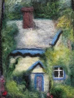 IRISH COTTAGE by dublinroots on Etsy, $125.00