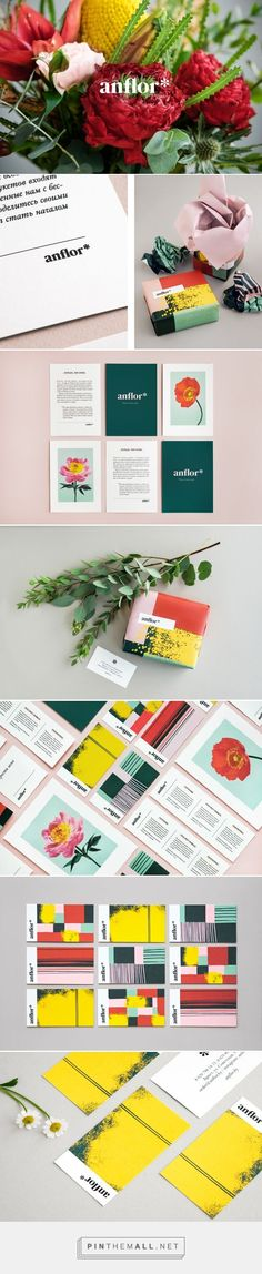 anflor* on Behance. - a grouped images picture - Pin Them All Layout Design, Logo Design, Brand Identity Design, Corporate Design, Graphic Design Typography, Lettering Design, Brochure Design, Branding Design, Personal Branding