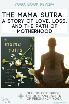 This is the book I'd been waiting for--a real, honest account, one mom's story of surviving motherhood. There are lots of me too moments, encouragment for moms, and more. Click through now to read the full book review--it's one of the best yoga books I've read in a long while!  #momming #momstories #bookreviews