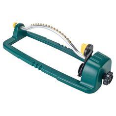 Melnor 3100 sq. ft. Oscillating Sprinkler, Green