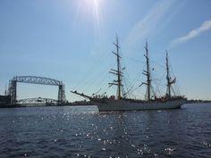 Tall ships duluth 2013