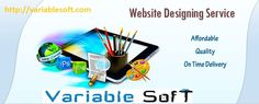 variable soft is leading among top software companies in jaipur . All type of web services like development , designing , app creation avaliable here. http://variablesoft.com