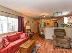 Property 2240 Fearon Road Unit Campbell River, has 2 bedrooms, 1 bathrooms with 1196 square feet. Mobile Offers, Office Names, Remodeling Mobile Homes, Open Plan, Countertops, Real Estate, The Unit, River, Bedroom