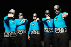 Can't wait to see the aquabats in july