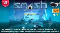 #VR #VRGames #Drone #Gaming Smash Hit for Gear VR Update July 2016 - One of the most popular game in VR expertise. best game for gear vr, best gear vr games, best vr experience, Best VR games, gear vr games, gearvr, new Samsung gear vr, Samsung Gear VR, smash gearvr, Smash Hit, smash hit for gear vr, smash hit for gearvr, smash hit for samsung gear vr, smash hit gameplay, smash hit gear vr, smash hit gearvr, smash hit review, smash hit review and gameplay, Smash Hit VR, smas