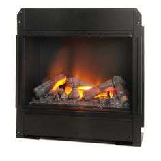 Dimplex Chassis 600 Optimyst Electric Fire, delivered direct to your door. Location Saisonnière, Electric Fires, Insert, Beer Garden, Brick, Home Appliances, Wood, Terra, Living Room