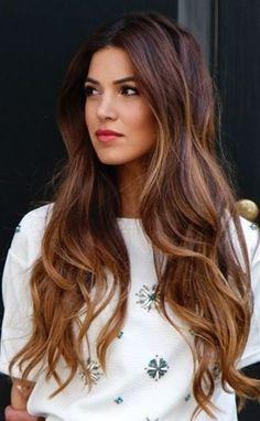 ecaille hair color for brunettes 2016