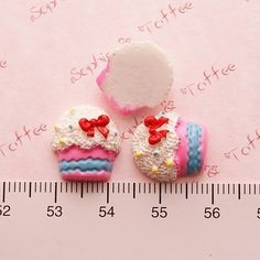 Sweets Deco Decoden Kawaii Resin Cabochon Girly by SophieToffeeCo, $4.80
