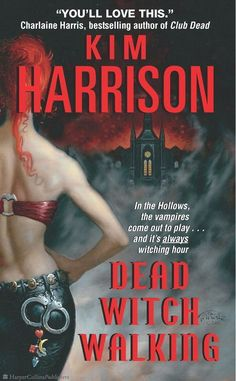 Booktopia has Dead Witch Walking , Rachel Morgan Series : Book 1 by Kim Harrison. Buy a discounted Paperback of Dead Witch Walking online from Australia's leading online bookstore. Free Books, Good Books, Books To Read, My Books, Book Series, Book 1, The Book, Book Nerd, Witch Series