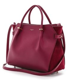 fuchsia leather hand bag  http://rstyle.me/n/jwbsdpdpe