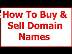 How to Buy and Sell Domain Names - How to Make Money Flipping Website Domain Names - WATCH VIDEO here -> http://makeextramoneyonline.org/how-to-buy-and-sell-domain-names-how-to-make-money-flipping-website-domain-names/ -    how to make cash from web onlin