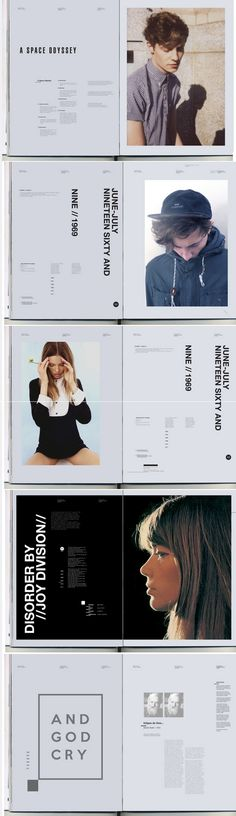 Fashion magazine layout design editorial fonts Ideas for 2019 Editorial Design Layouts, Magazine Layout Design, Graphic Design Layouts, Web Design, Magazine Layouts, Cv Inspiration, Graphic Design Inspiration, Design Ideas, Portfolio Design