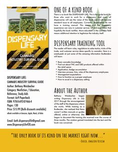 Book & author one-sheet