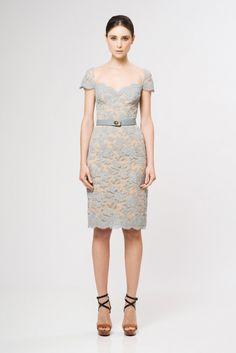 Lace Cocktail Dress | Reem Acra