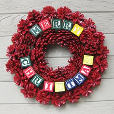 Another Bright Idea: New Holiday Wreaths