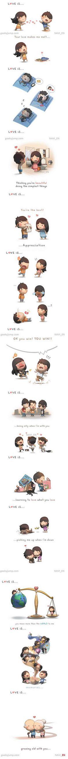Love is... - Imgur