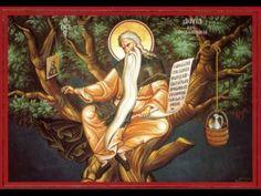 αέναη επΑνάσταση: Βίος Οσίου Δαβίδ του εν Θεσσαλονίκη † 26 Ιουνίου