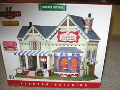 Lemax Cupcake Cottage - the first piece in our Christmas Village!!