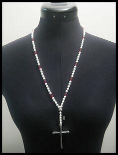 Death Note- Mello's rosary